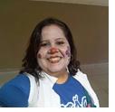 Professora Gilmara escola cristã Jardim das Oliveiras